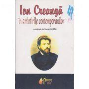 Ion Creanga in amintirile contemporanilor - Daniel Corbu