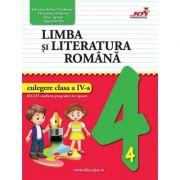 Limba si literatura romana - culegere clasa a IV-a