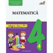 Matematica - culegere clasa a IV-a