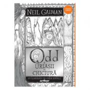 Odd și Uriașii de Chiciură - Neil Gaiman