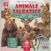 Prima carte cu animale salbatice - Athos