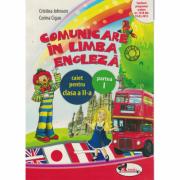 Comunicare in limba engleza. Caiet pentru clasa a II-a, Semestrul I