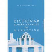 Dictionar roman-francez de marketing - Dan Dumitrescu