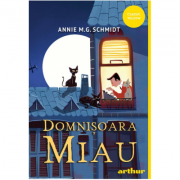 Domnișoara Miau - Annie M. G. Schmidt