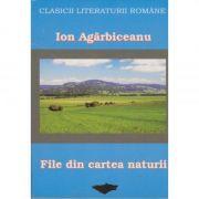 File din cartea naturii (clasicii literaturii romane) - Ion Agarbiceanu