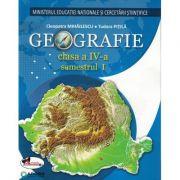 Geografie. Manual pentru clasa a IV-a (sem I+sem II)