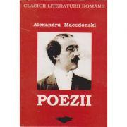 Poezii (clasicii literaturii romane) - Alexandru Macedonski