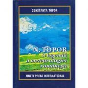 O legenda a meteorologiei romanesti N. Topor - Constanta Topor
