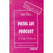 Patul lui Procust de Camil Petrescu - Andi Balau