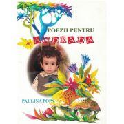 POEZII PENTRU ANDRADA. Poezii și desene cu animăluțe