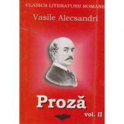 Proza volumul 2 - Vasile Alecsandri