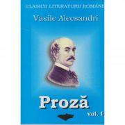 Proza volumul 1 - Vasile Alecsandri