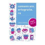 Comunicare. ortografie. ro - Clasa 2 - Alexandru Creanga