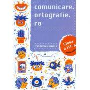 Comunicare. ortografie. ro - Clasa 3