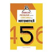 Exercitii si probleme pentru cercurile de matematica - clasa a V-a - Petre Nachila