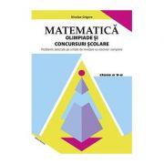 Matematica - Clasa 5 - Olimpiade si concursuri scolare - Nicolae Grigore
