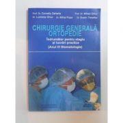 Chirurgie generala ortopedie, indrumator pentru stagiu si lucrari practice - Colectiv