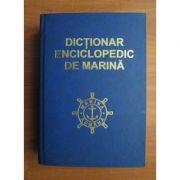 Dictionar enciclopedic de marina