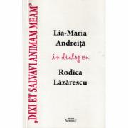 Dixi et salvavi animam meam - Lia-Maria Andreita