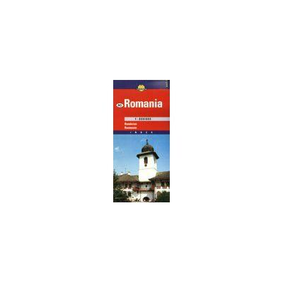 Atlasul rutier al Romaniei
