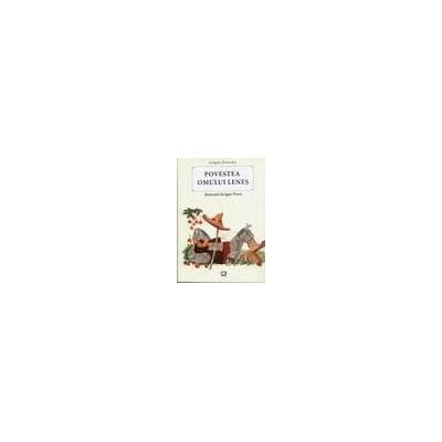 Povestea omului lenes (carte cartonata)