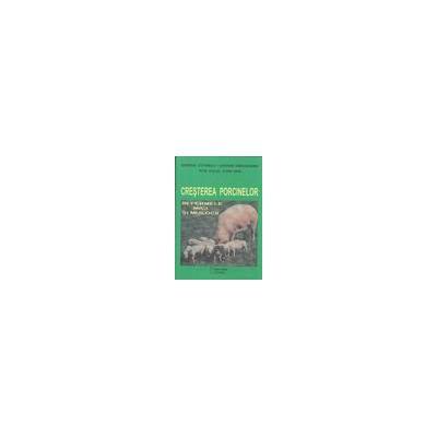 Cresterea porcilor in fermele mici si mijlocii