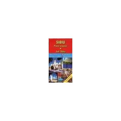 Sibiu - planul orasului