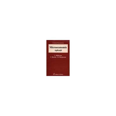 Microeconomie Aplicatii