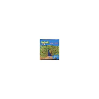 Pasari din lume - 6 puzzle