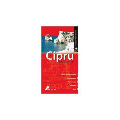 Călător pe mapamond - Cipru
