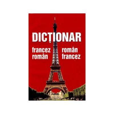 DICTIONAR Dublu francez format mare