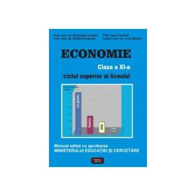 Economie - manual pentru clasa a XI-a (ciclul superior al liceului)
