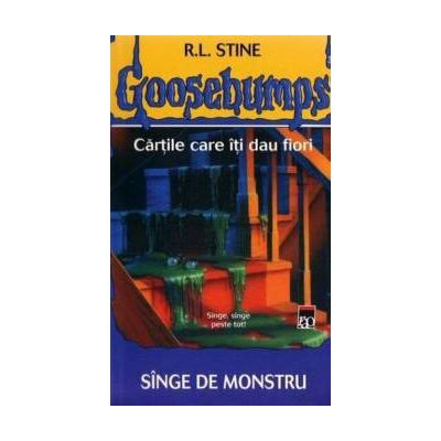 Goosebumps - Singe de monstru