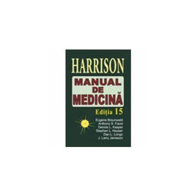 HARRISON - MANUAL DE MEDICINA