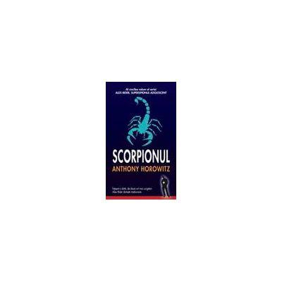 Scorpionul (vol. 5 - Seria Alex Rider)