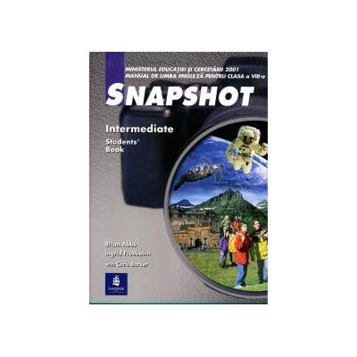 Snapshot Intermediate Students' Book