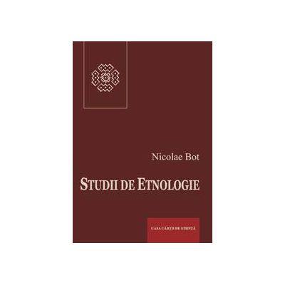 Studii de etnologie