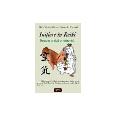 Initiere in Reiki - Terapia antica energetica