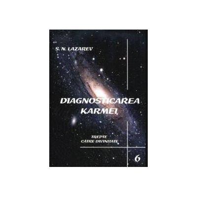 Diagnosticarea karmei - Vol. 6 - Trepte catre Divinitate