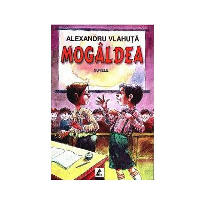 Mogaldea - Nuvele