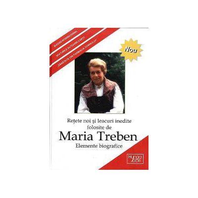 Retete noi si leacuri inedite folosite de Maria Treben. Elemente biografice