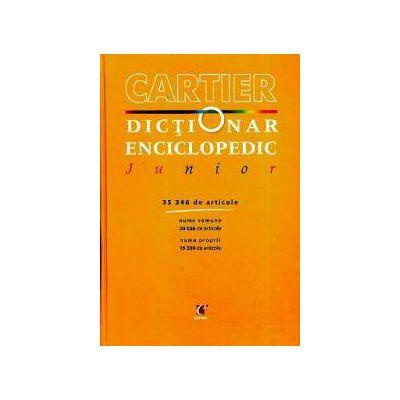 Dictionar Enciclopedic Junior