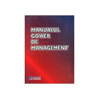 Manualul Gower de Management