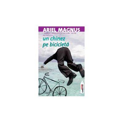 Un chinez pe bicicleta