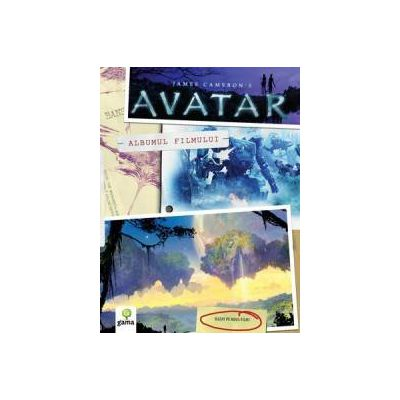 Avatar. Albumul Filmului