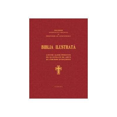 Biblia ilustrata. Locuri alese insotite de ilustratii de arta si lamuriri stiintifice