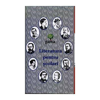 Colectia Literatura pentru scolari (11 Vol.)