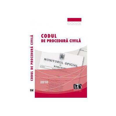 Codul de Procedură Civilă 2010