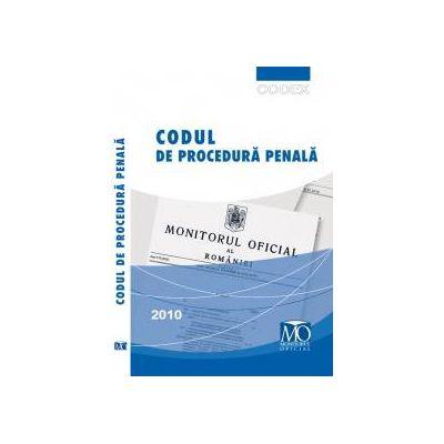 Codul de Procedură Penală 2010