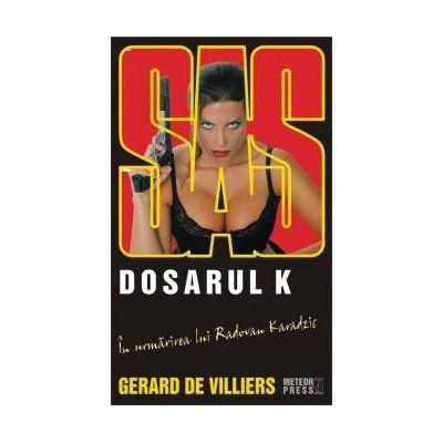 SAS 103. Dosarul K. In urmarirea lui Radovam Karadzic